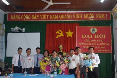 Phòng giáo dục và Đào tạo huyện Đắk R'Lấp Nỗ lực vì sự phát triển vững chắc, toàn diện của ngành giáo dục tỉnh nhà