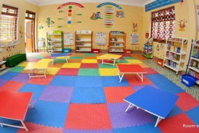 Mô hình thư viện thân thiện hướng đến xây dựng thói quen đọc sách cho học sinh tiểu học
